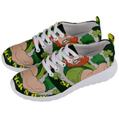 St  Patricks Day Men s Lightweight Sports Shoes by Valentinaart