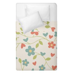 Abstract 1296713 960 720 Duvet Cover Double Side (single Size) by vintage2030