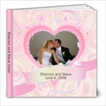S S Wedding - 8x8 Photo Book (20 pages)