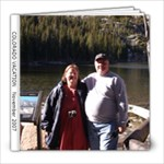 Colorado Trip - 8x8 Photo Book (20 pages)