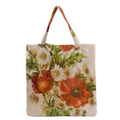 Poppy 2507631 960 720 Grocery Tote Bag