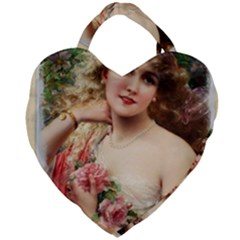 Vintage 1501576 1280 Giant Heart Shaped Tote by vintage2030