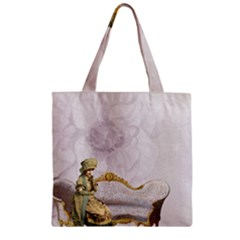 Background 1659612 1920 Zipper Grocery Tote Bag
