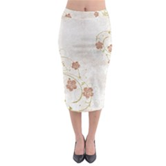 Background 1775372 1920 Midi Pencil Skirt by vintage2030