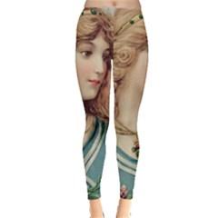 Lady Leggings  by vintage2030