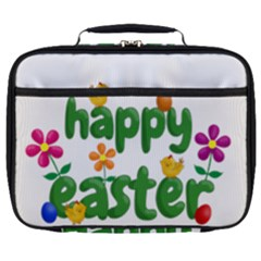 Happy Easter Full Print Lunch Bag by Valentinaart