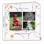 Abbi - 8x8 Photo Book (30 pages)