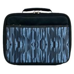 Texture Surface Background Metallic Lunch Bag by Nexatart
