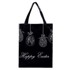 Easter Eggs Classic Tote Bag by Valentinaart