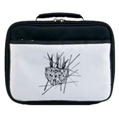 Bird Lunch Bag by ValentinaDesign