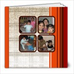 Menta - 8x8 Photo Book (20 pages)