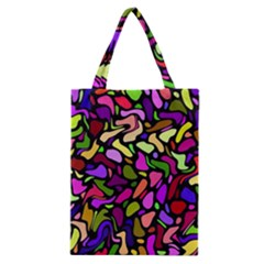 P 853 Classic Tote Bag by ArtworkByPatrick