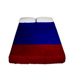 Football World Cup Fitted Sheet (full/ Double Size) by Valentinaart