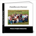 Edens Family for my sister s and brother s - 8x8 Photo Book (20 pages)