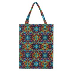 Pattern 16 Classic Tote Bag by ArtworkByPatrick