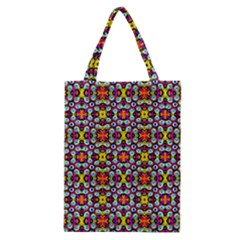 Pattern 28 Classic Tote Bag by ArtworkByPatrick