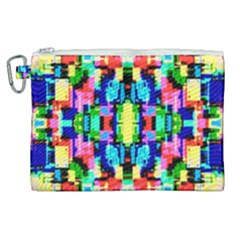 Artwork By Patrick  Colorful 1 Canvas Cosmetic Bag (xl)