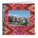 Kyiv2007 - 8x8 Photo Book (20 pages)