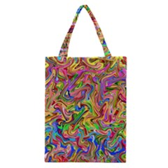 Colorful 2 Classic Tote Bag by ArtworkByPatrick
