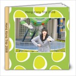 Ocean Park 2008 - 8x8 Photo Book (30 pages)