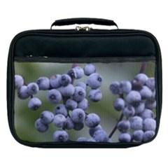 Blueberries 2 Lunch Bag by trendistuff