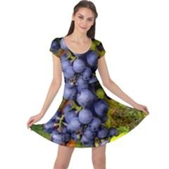 Grapes 1 Cap Sleeve Dress