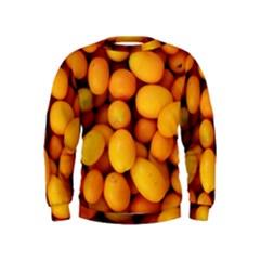 Kumquat 1 Kids  Sweatshirt