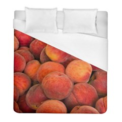Peaches 2 Duvet Cover (full/ Double Size) by trendistuff