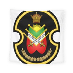 Shield Of The Imperial Iranian Ground Force Square Tapestry (small) by abbeyz71