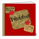 2006-08-12_DadsWedding - 8x8 Photo Book (20 pages)