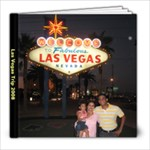 las vegas1 - 8x8 Photo Book (30 pages)