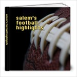SalemBDayBook - 8x8 Photo Book (20 pages)
