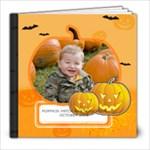 Pumpkin Patch - 8x8 Photo Book (20 pages)