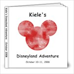 disney30 A - 8x8 Photo Book (30 pages)