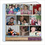 Boersma Family Book - 8x8 Photo Book (20 pages)