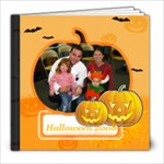 Halloween O8 - 8x8 Photo Book (20 pages)
