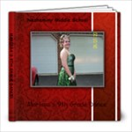 mz9th grade - 8x8 Photo Book (20 pages)