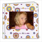 Molli s Album - 8x8 Photo Book (20 pages)