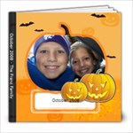 October Photo Album - 8x8 Photo Book (30 pages)