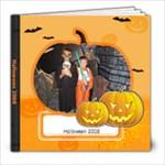 halloween2 - 8x8 Photo Book (30 pages)