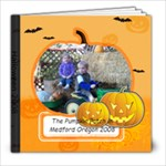 2008 Pumpkin Patch - 8x8 Photo Book (20 pages)