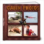 8x8cabinphotosbook - 8x8 Photo Book (20 pages)