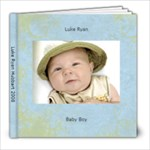 Luke s baby album - 8x8 Photo Book (30 pages)