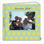 Summer 2008 - 8x8 Photo Book (20 pages)