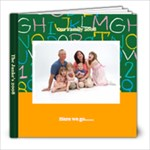 granddads photo book - 8x8 Photo Book (30 pages)