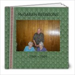 McGARRH REUNION - 8x8 Photo Book (20 pages)