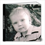 JASON - 8x8 Photo Book (20 pages)
