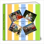Disney Photo Book 2 - 8x8 Photo Book (20 pages)