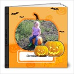 Oct 08 - 8x8 Photo Book (20 pages)