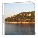 Europe Cruise No People - 8x8 Photo Book (20 pages)